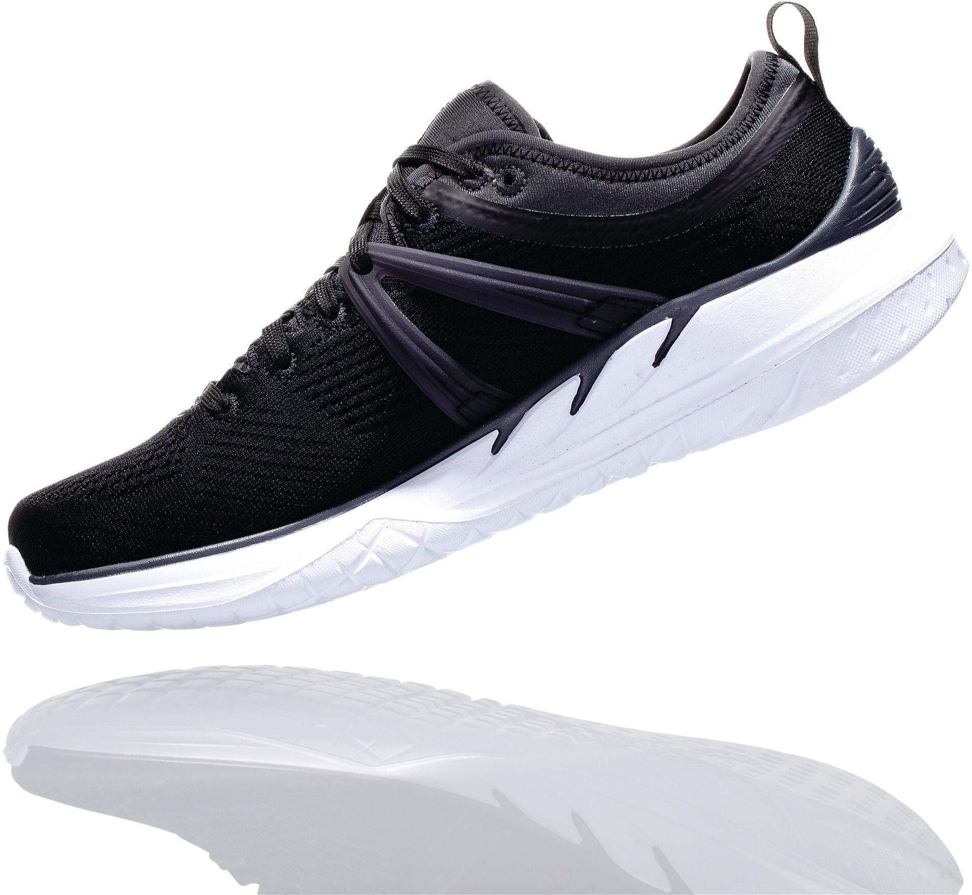 Hoka One One Tivra Shoes Women blackdark shadow